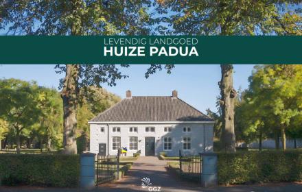 Levendig landgoed Padua